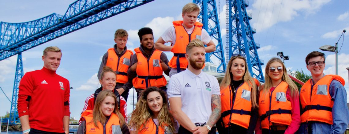 Boro Star Rides The Waves With NCS
