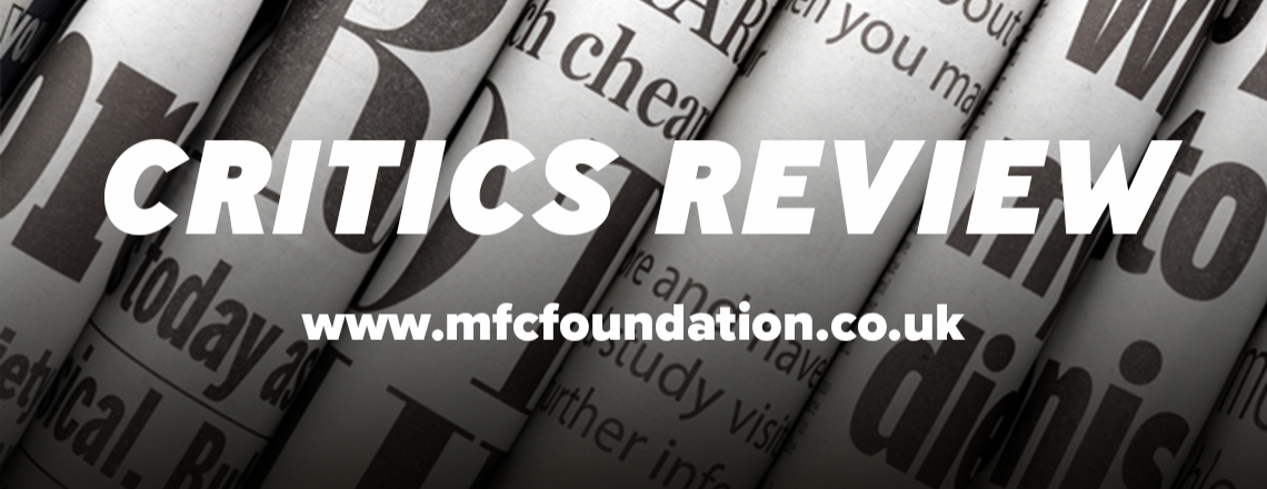 New Foundation Website Praised In Critics Review
