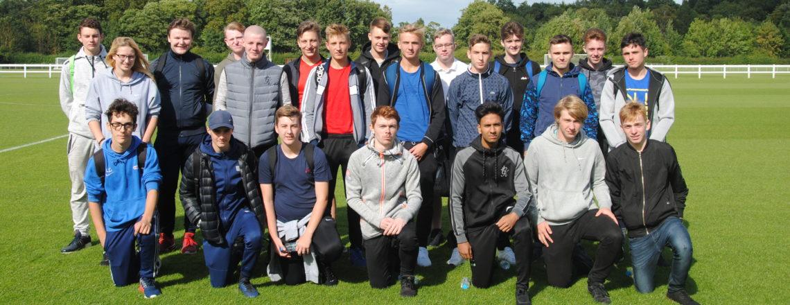 Futsal Scholars Sign Up At Rockliffe