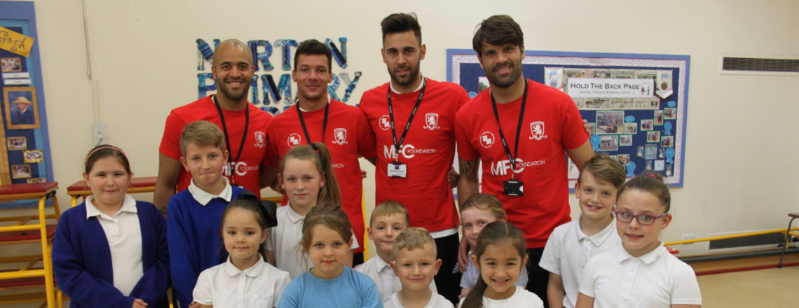 Primary School In Safe Hands With Boro Keepers