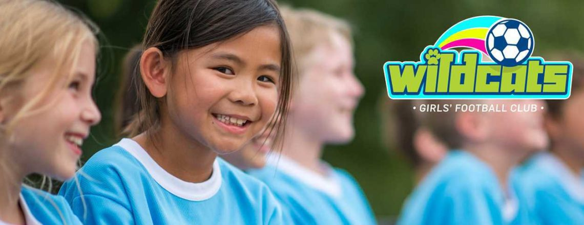 SSE Wildcats Girls' Football Centres from The FA offer Middlesbrough girls the chance to play
