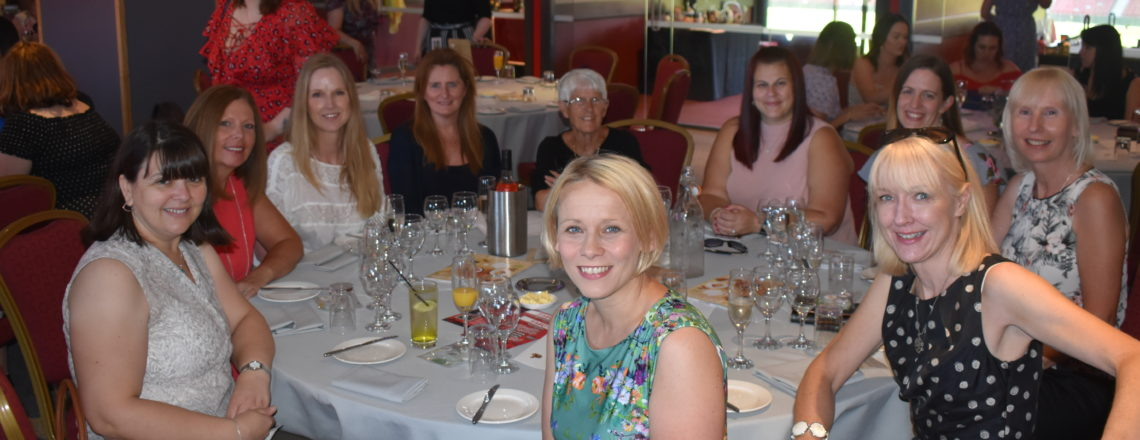 Foundation Ladies Day Raises Over £3,300
