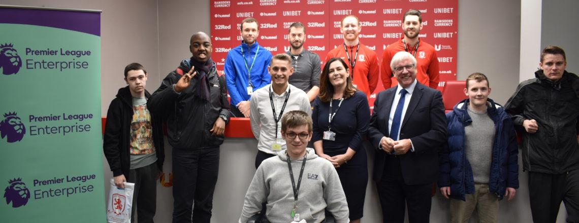 Beverley School win Premier League Enterprise Challenge Regional Round