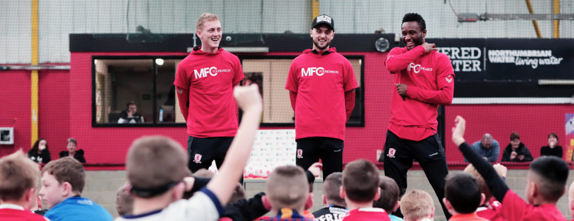 Boro Trio Visit Foundation Holiday Course