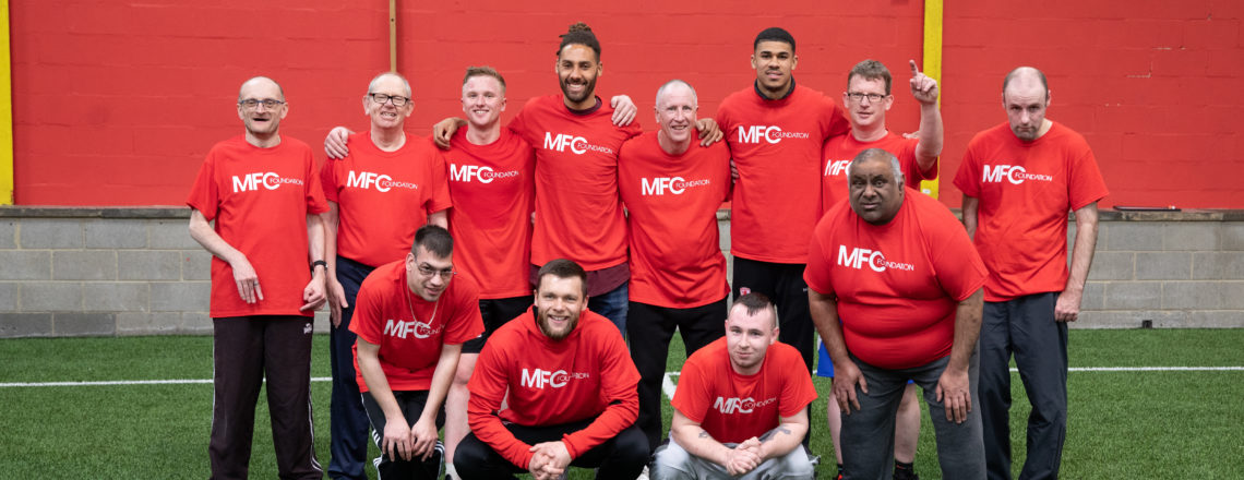 Boro Squad make Community Visits for Foundation #WeekOfAction