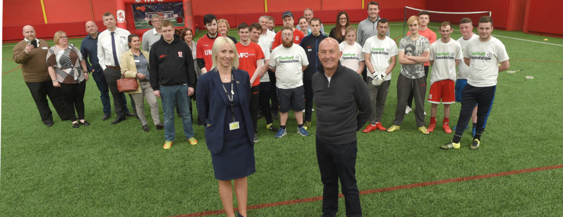 PULIS OPENS FOUNDATION 3G PITCH