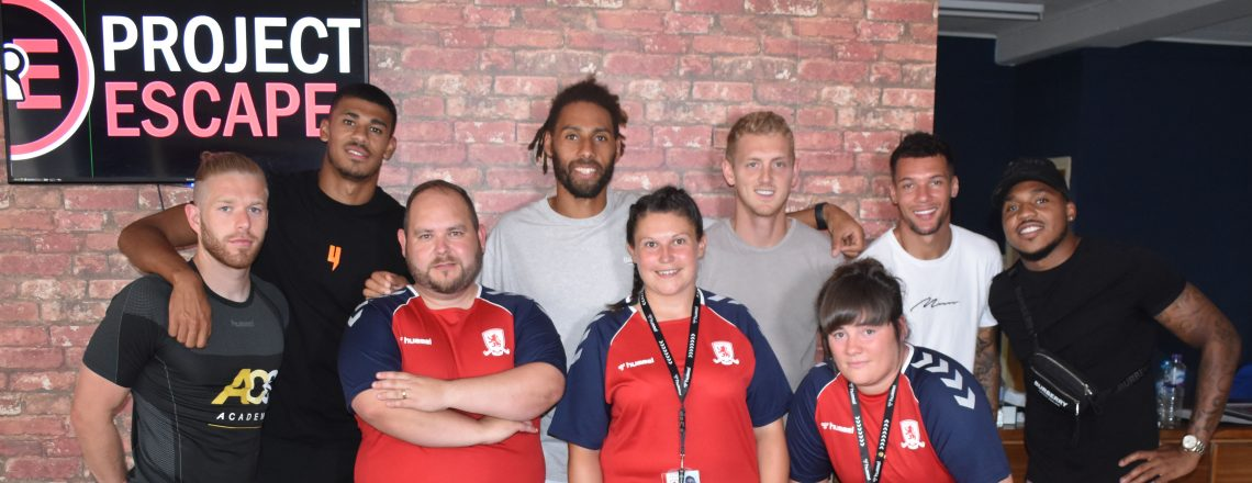 Foundation And Boro Set The Pace In Project Escape Room
