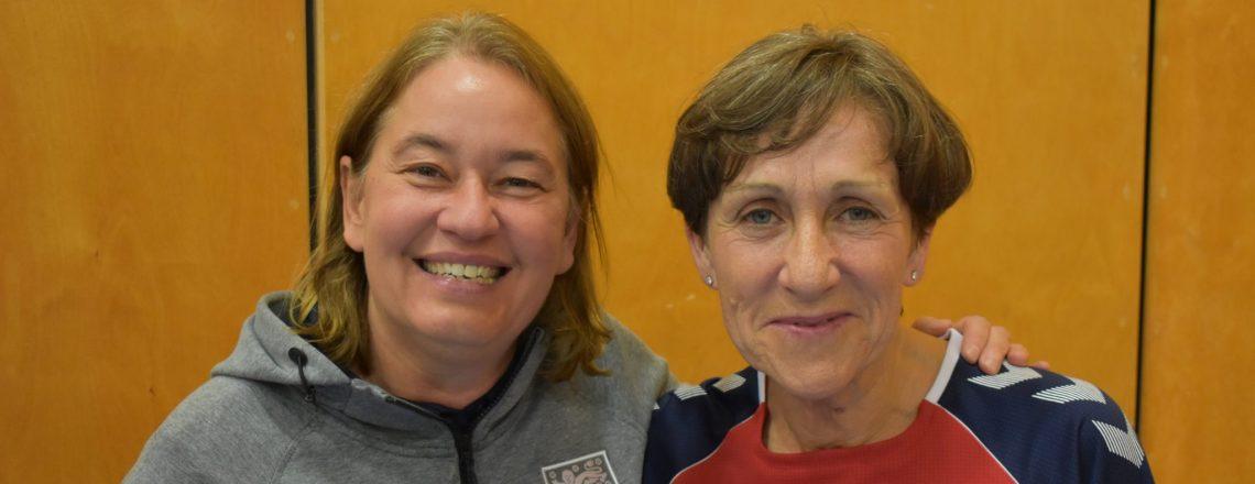 Marrie Becomes Football Welcomes Women's Ambassador