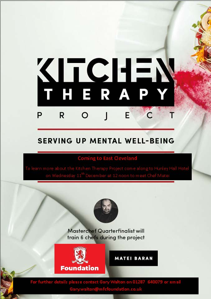 Kitchen Therapy Is Coming To East Cleveland