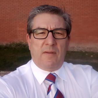 Photo of Alan Geddes